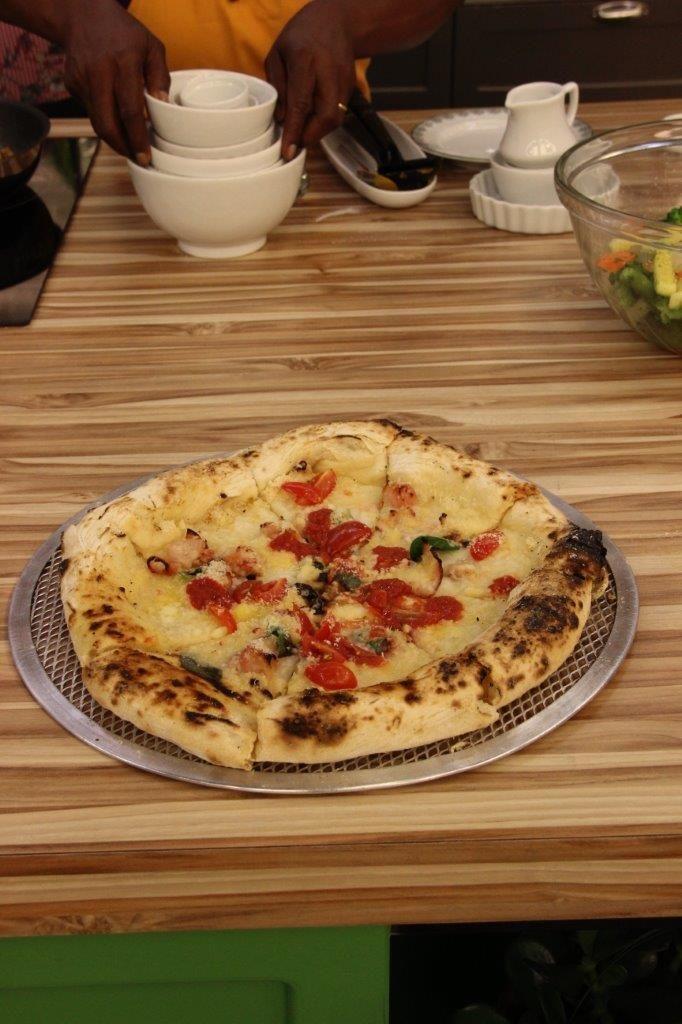 A pizza é um dos pratos da edição / Divulgação