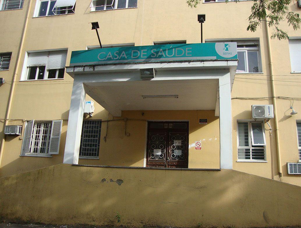 Casa de Saúde de Santa Maria / Reprodução
