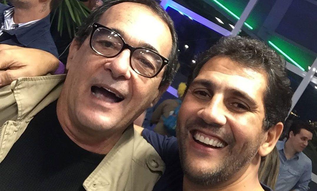 Mauricio lamentou a morte de Bebeto e prestou homenagem / Divulgação/Instagram