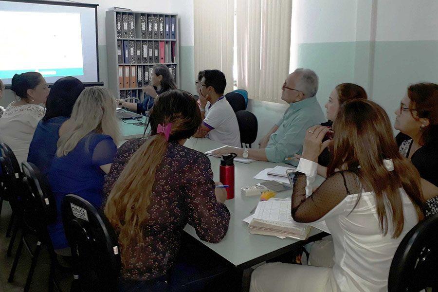 Sete casos de sarampo estão sendo investigados pela Secretaria / Divulgação/Semsa