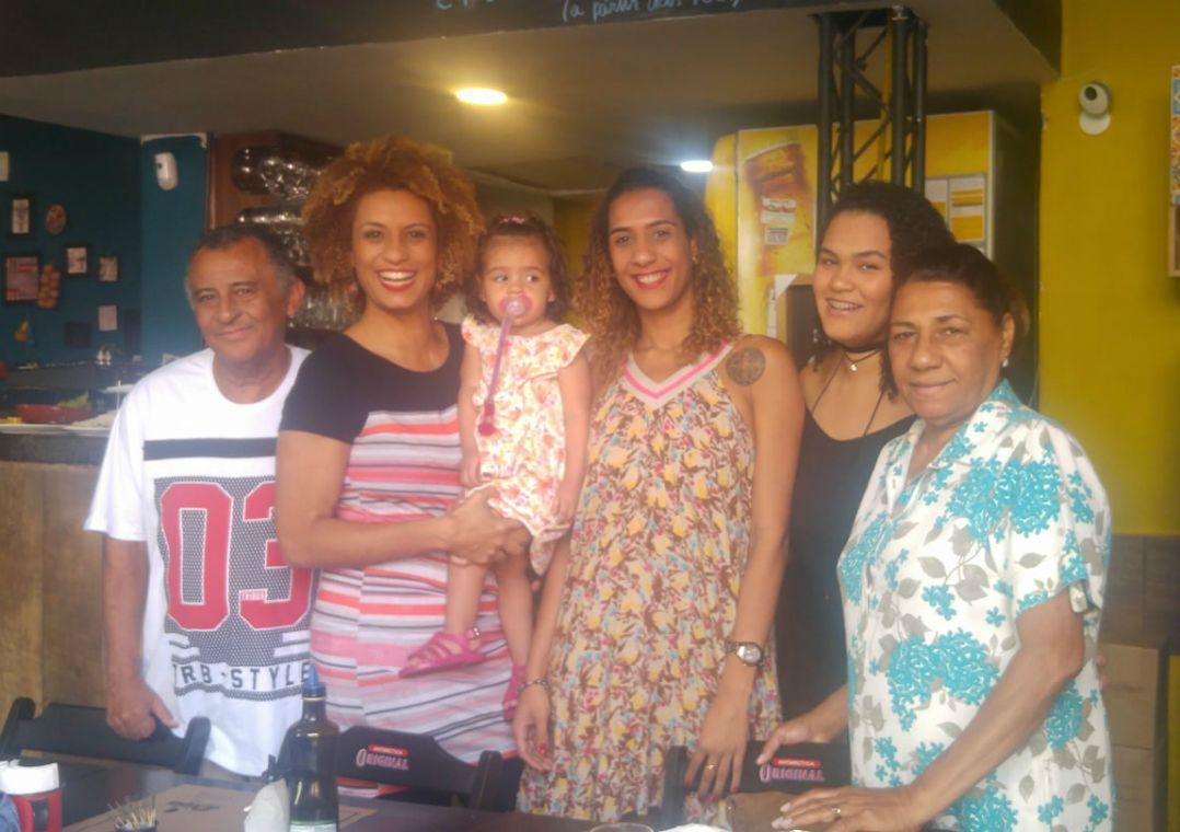 Família de Marielle Franco