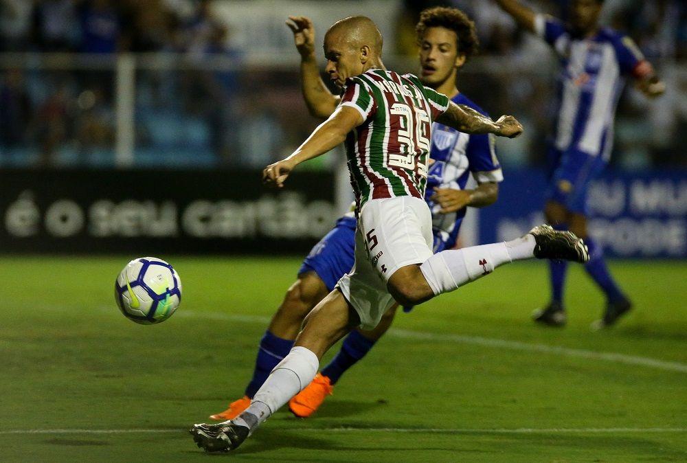 Fluminense perde para o Avaí e está fora da Copa do Brasil