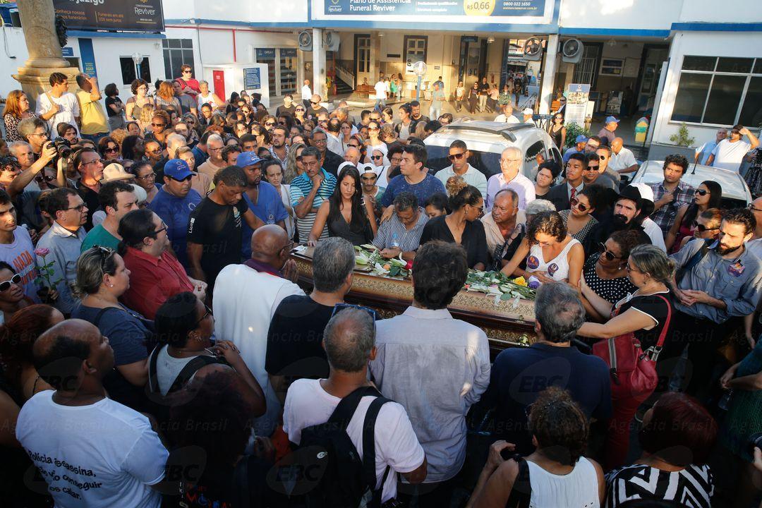 Rio tem novas manifestações pela morte de Marielle