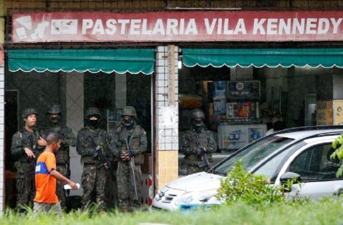 Levantamento aponta redução de 20% nos tiroteios registrados no Rio