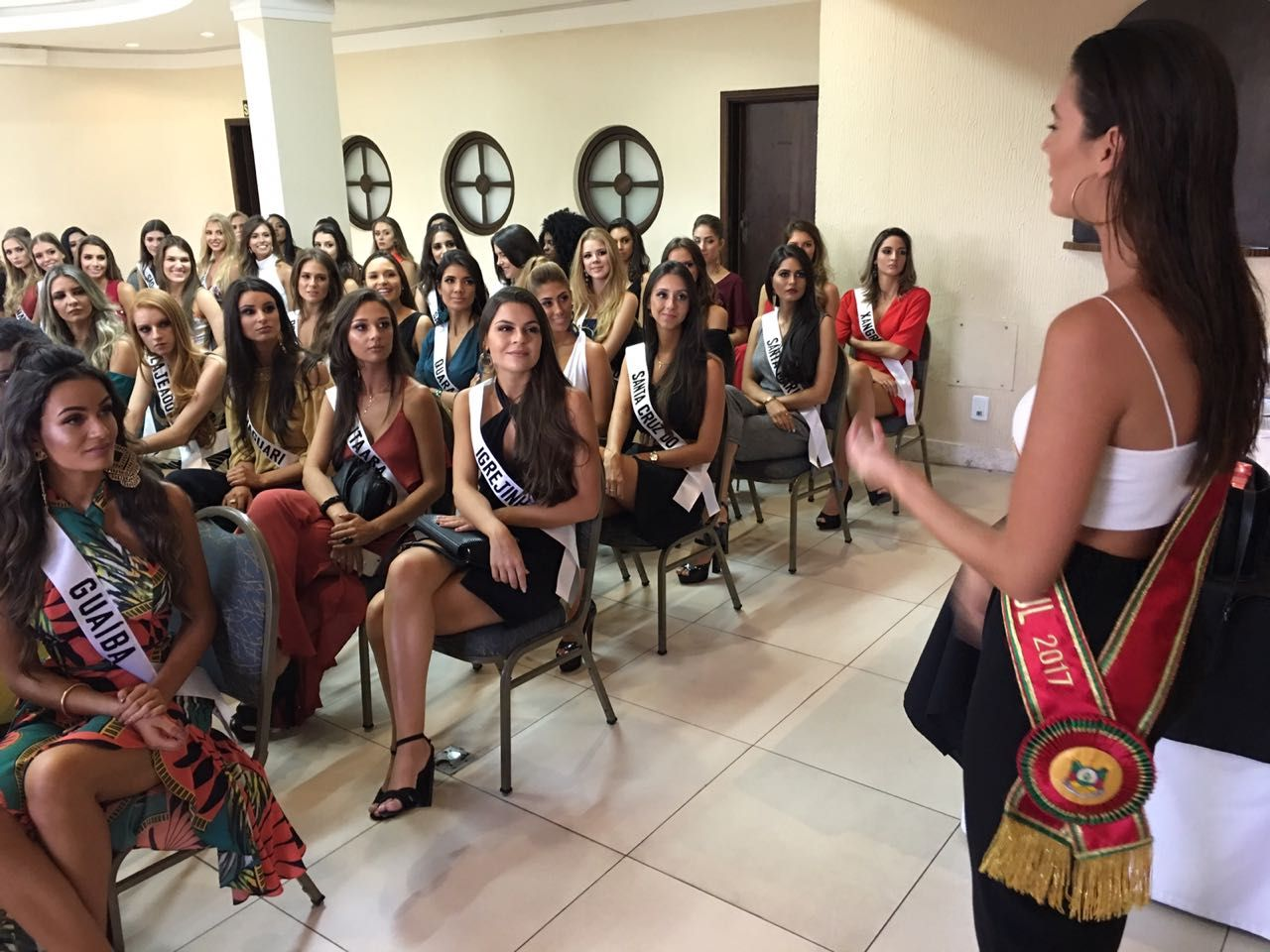 Miss RS apresenta semifinalistas