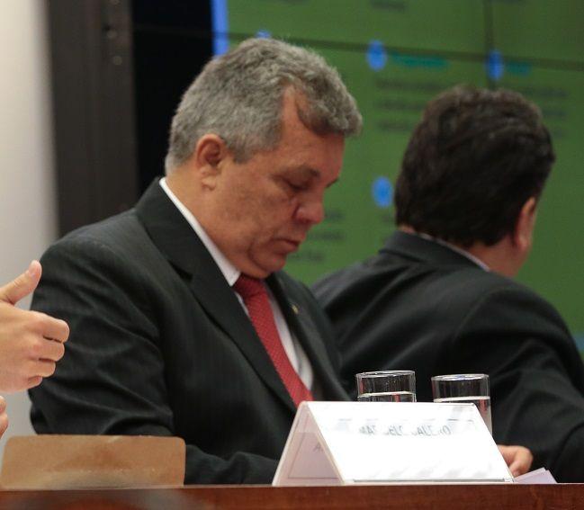 PSOL quer investigação de Alberto Fraga por quebra de decoro