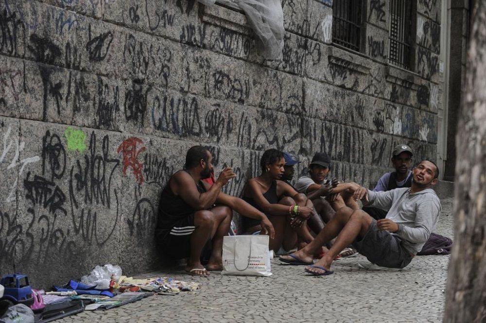 Cerca de 600 agentes municipais participaram da ação / Tânia Rêgo/ Agência Brasil