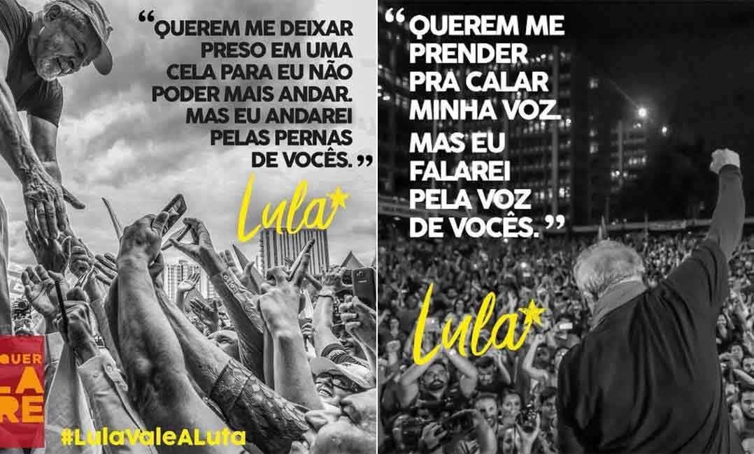 Resultado de imagem para Lula o amor proibido do povo brasileiro, até quando?