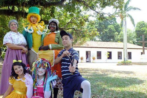 A Semana Monteiro Lobato é uma tradição anual em Taubaté / Divulgação/Prefeitura