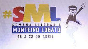 Programação da Semana Monteiro Lobato em Taubaté