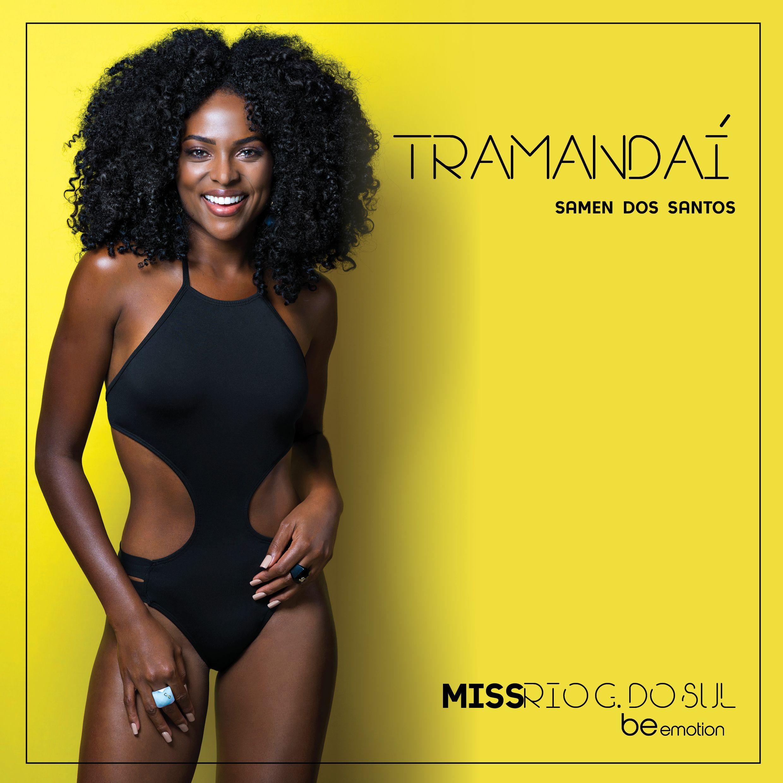 Conheça a Miss Tramandaí 2018, Samen dos Santos