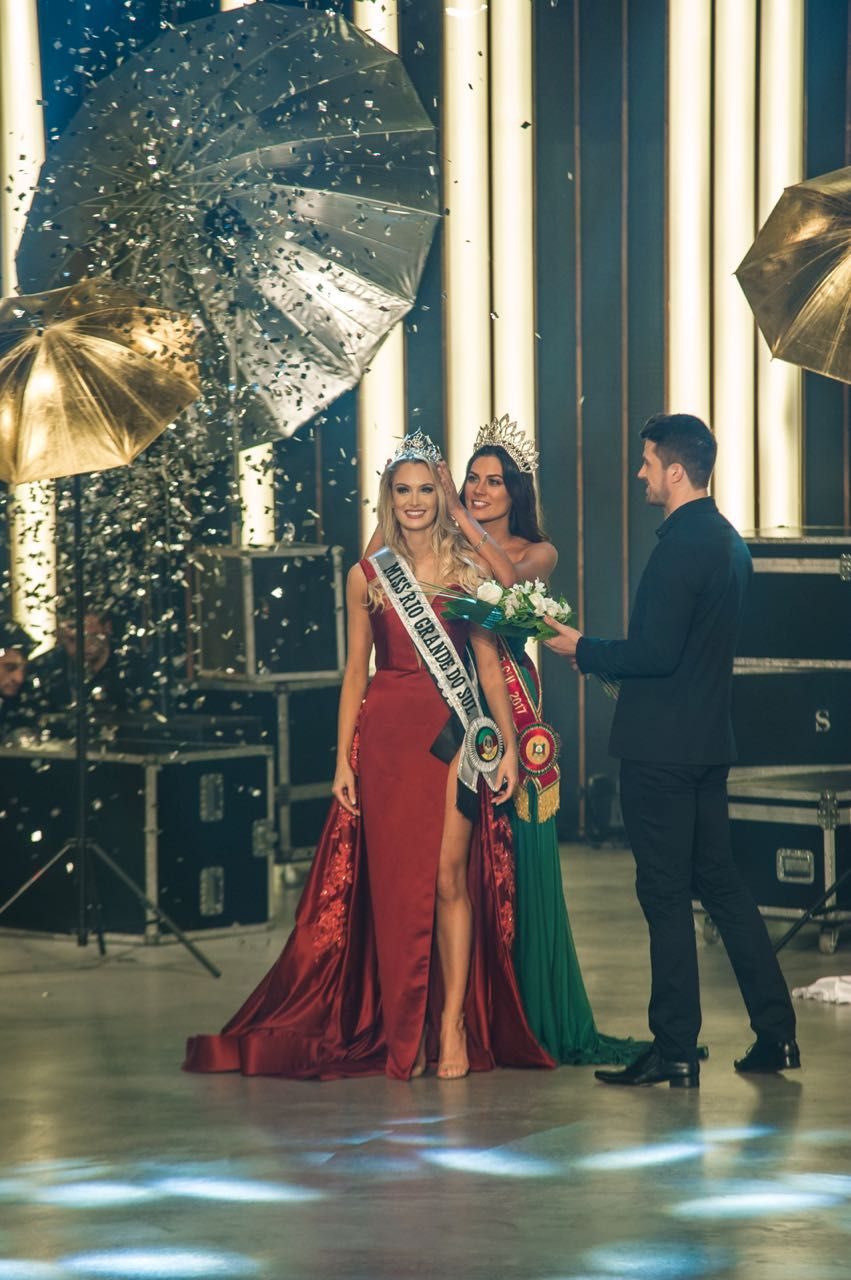 Leonora Weimer é eleita a Miss RS Be Emotion 2018