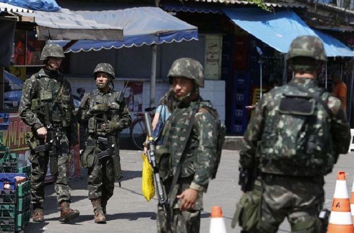 Os militares atuam em diversas localidades do estado / Agência Brasil