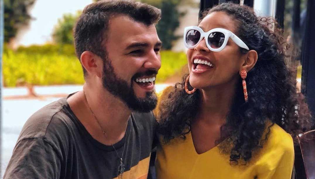 Miss Brasil é surpreendida com pedido de casamento em Dubai