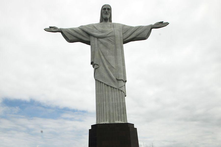 O monumento do Cristo Redentor foi inaugurado em 12 de outubro de 1931 / Foto: Wilton Junior/AE