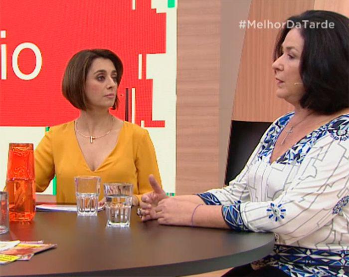 Catia Fonseca apresenta o Melhor da Tarde / Divulgação