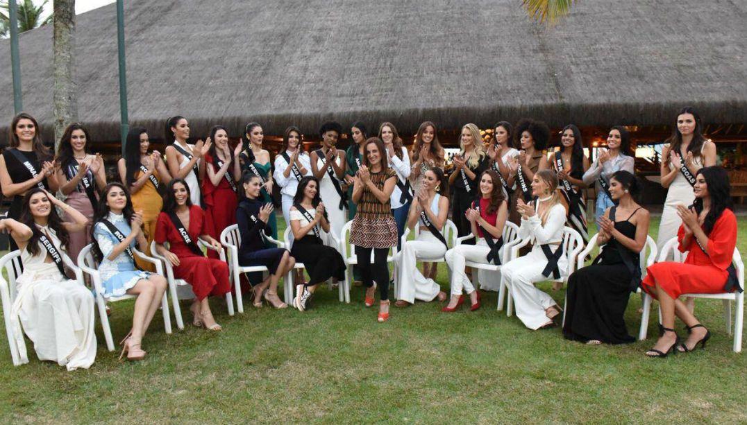 Adiantamos o concurso para preparar melhor a Miss Brasil, diz diretora