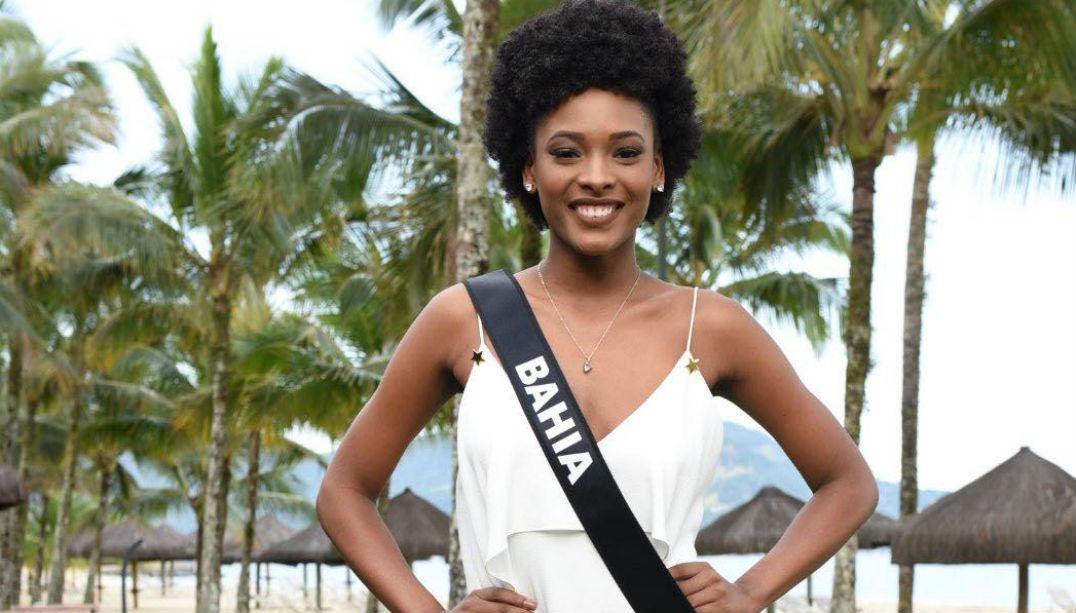 Miss BA: Acredito que o Miss Brasil vai me dar a voz que tanto busco