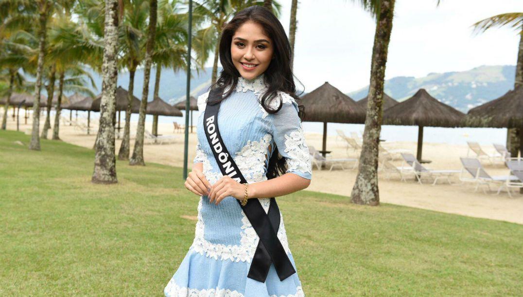 Natália Guimarães inspirou candidata a se inscrever no concurso