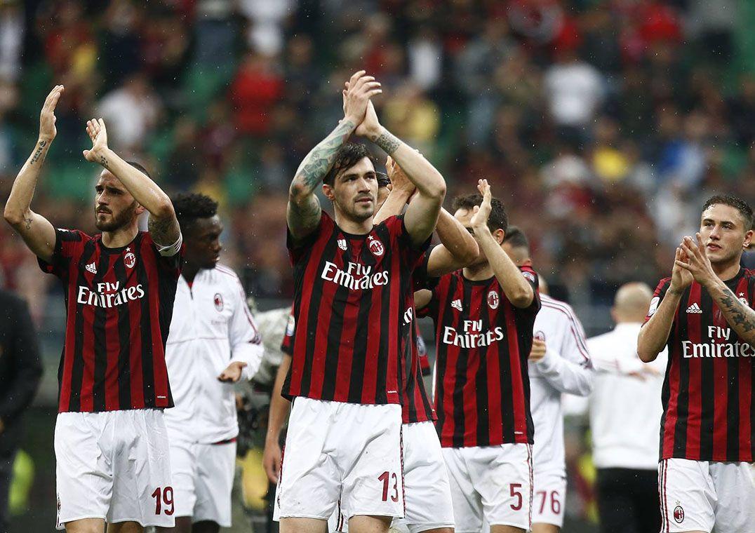 Milan poderá competir na Liga Europa graças a reversão de suspensão