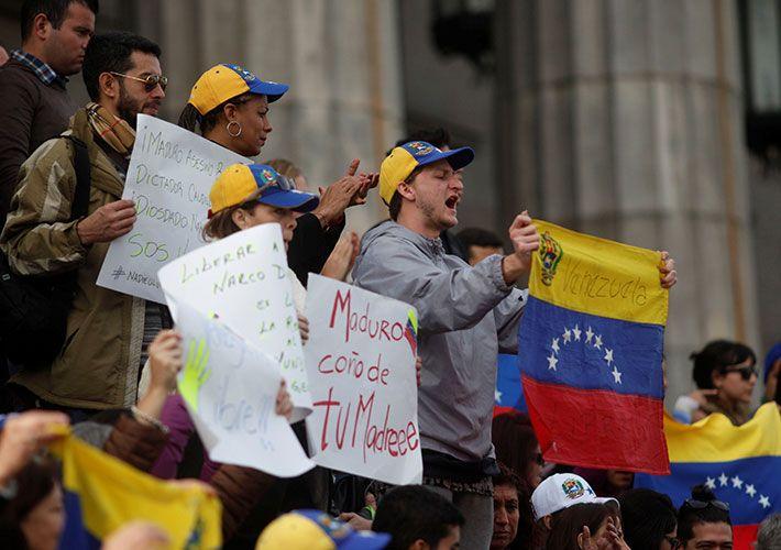 EUA não vão reconhecer resultado da eleição da Venezuela