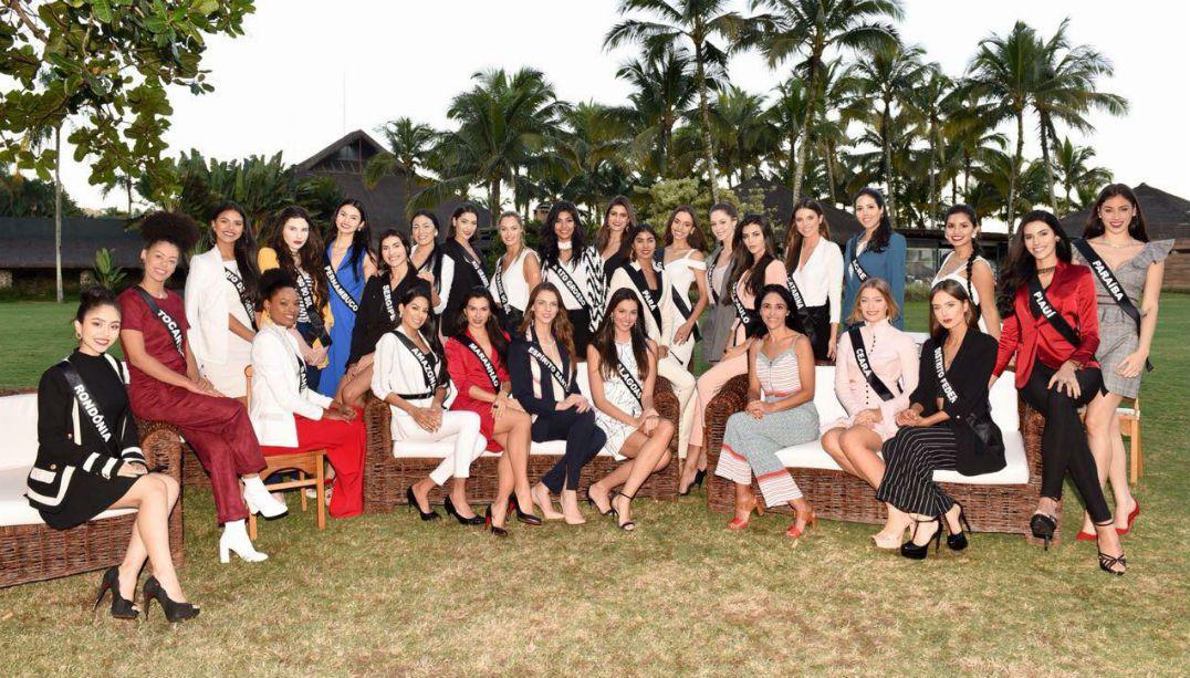 Prova do discurso simula tensão enfrentada na final do Miss Brasil