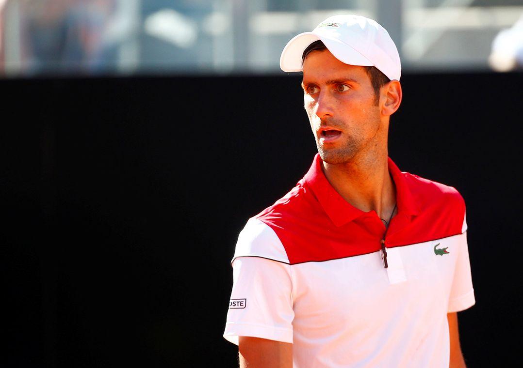 Djokovic deixa top 20 e pode ter Nadal nas oitavas em Roland Garros
