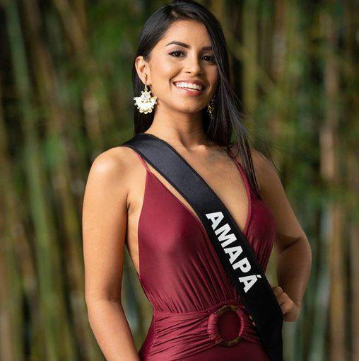 Emilay Muniz é a nova Miss Amapá