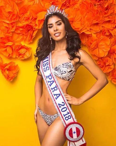 Ponnyk Torres é a nova Miss Pará