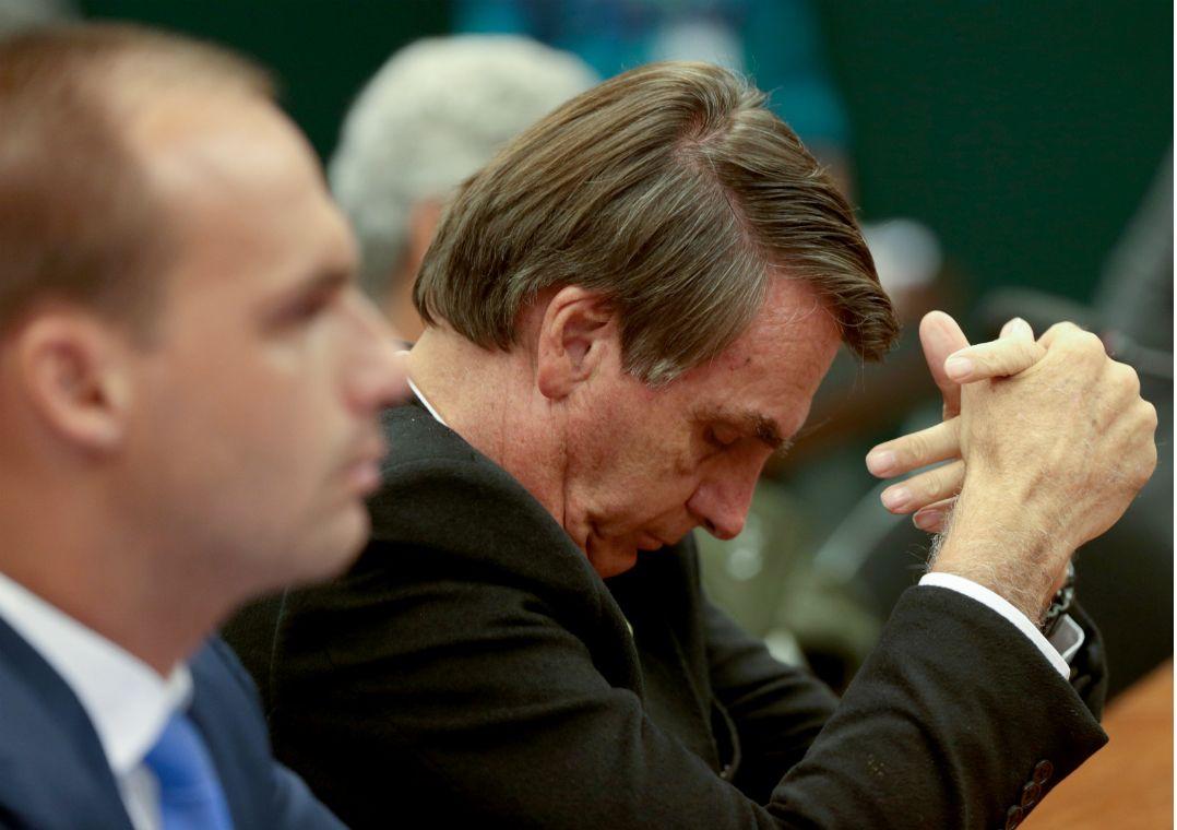 MPF pede aumento de multa a Bolsonaro por falas ofensivas