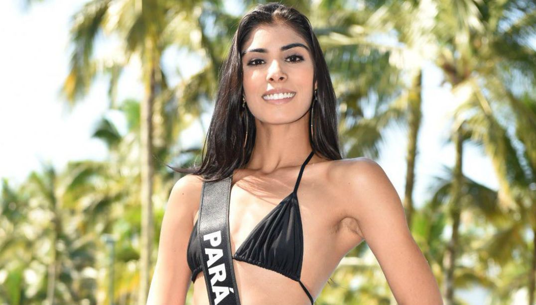 Miss Pará diz que está pronta para representar o país no Miss Universo