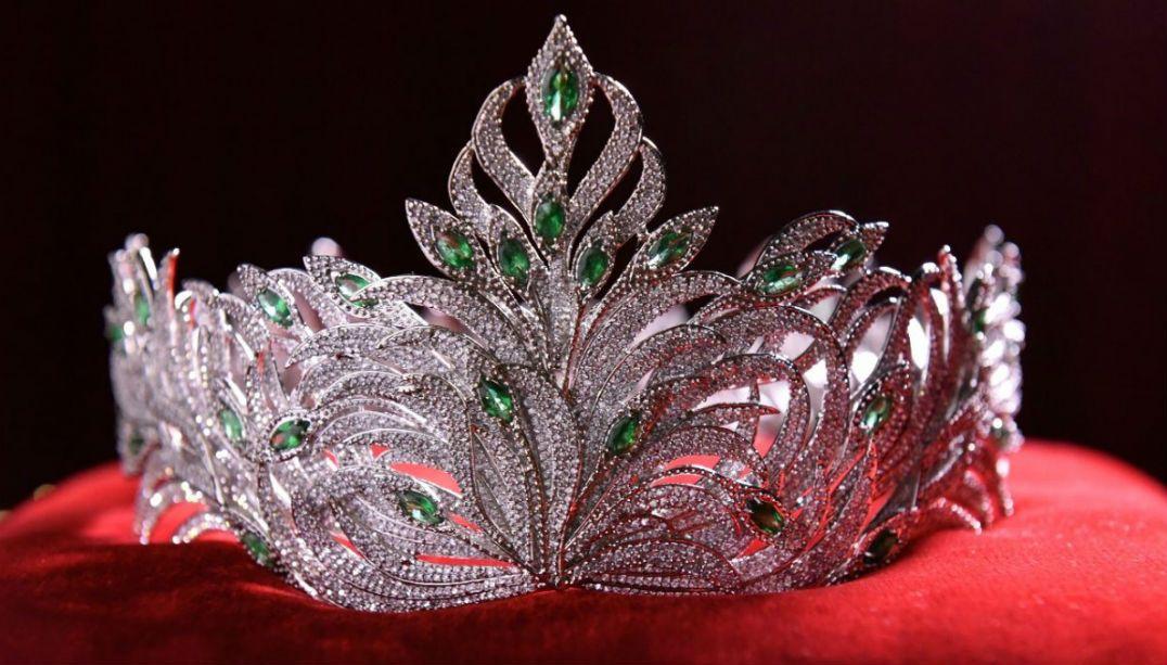 Miss Brasil: Coroa tem 11 mil brilhantes e é avaliada em R$ 40 mil