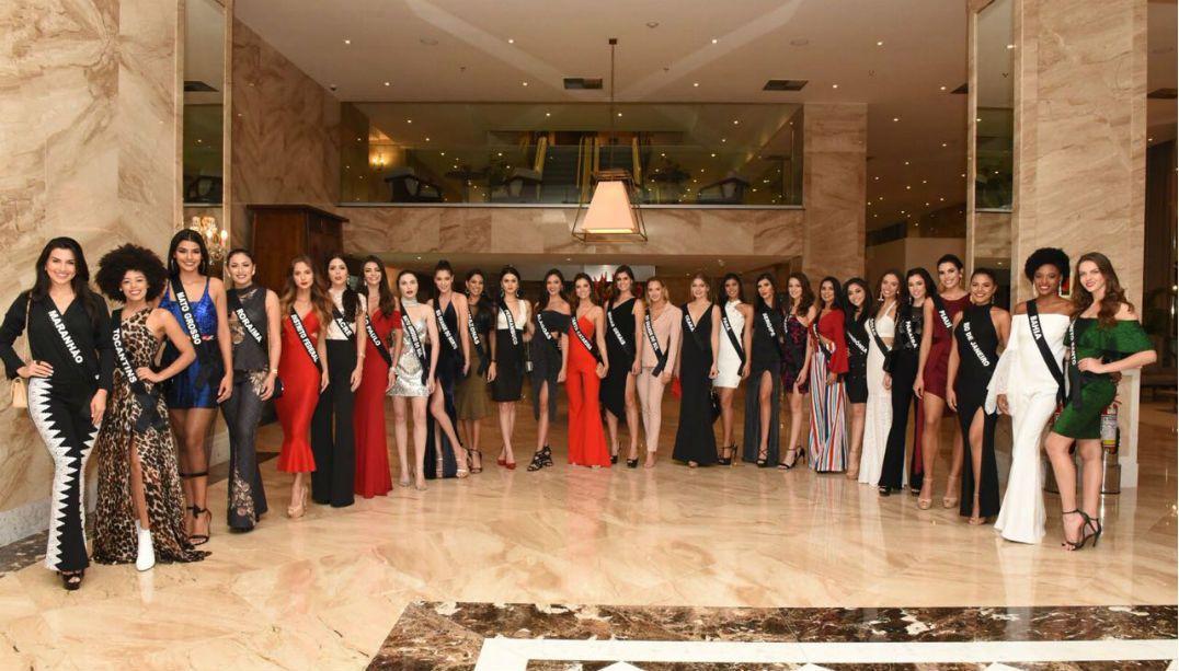 Band transmite a 64ª edição do Miss Brasil neste sábado