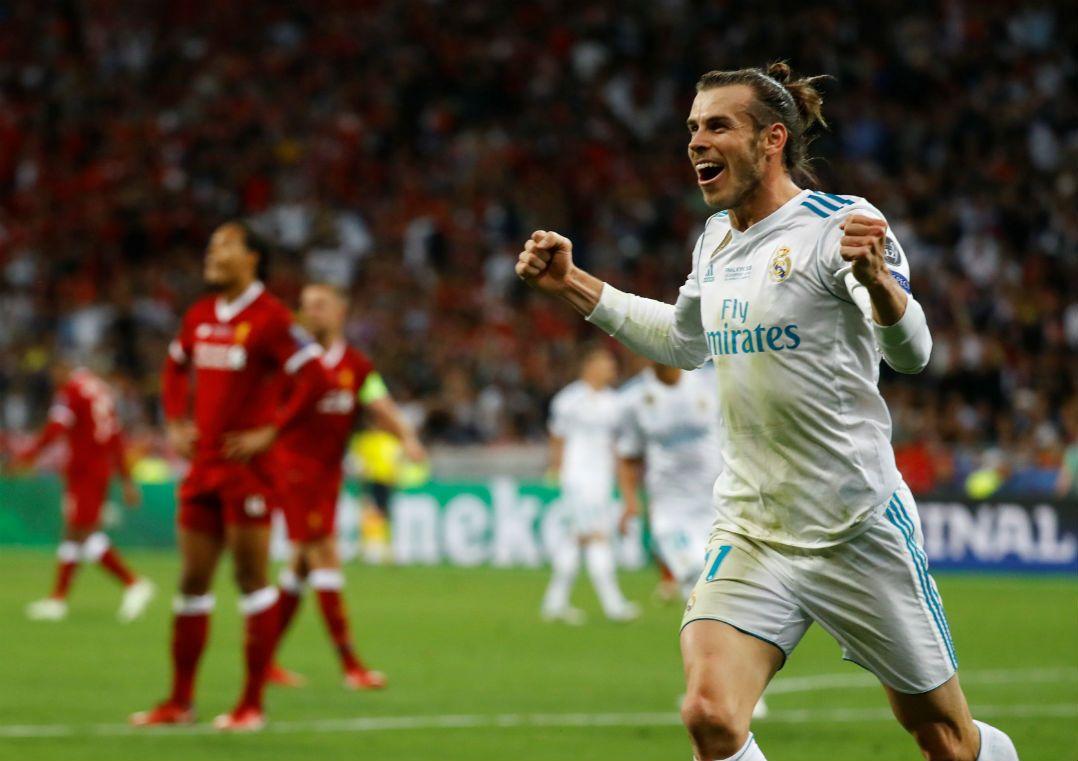 Bale saiu do banco de reservas e marcou dois gols na vitória   Kai  Pfaffenbach  0c2ff721fbae8