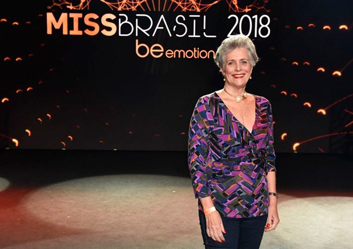 Martha Vasconcellos: Não falta nada para ganharmos o Miss Universo
