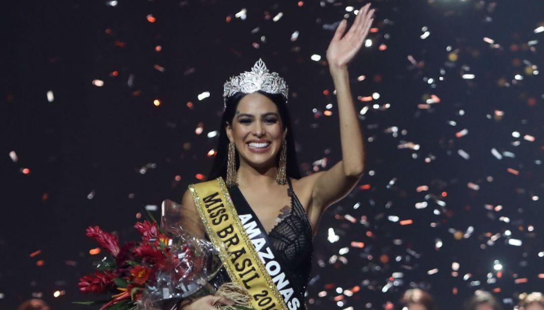 Miss Brasil: Vitória de candidata do Amazonas quebra jejum de 61 anos