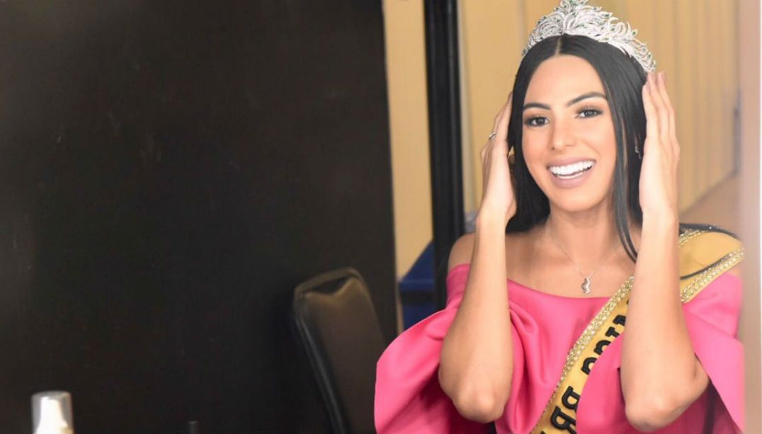 A ficha ainda não caiu, diz amazonense eleita a mais bela do país
