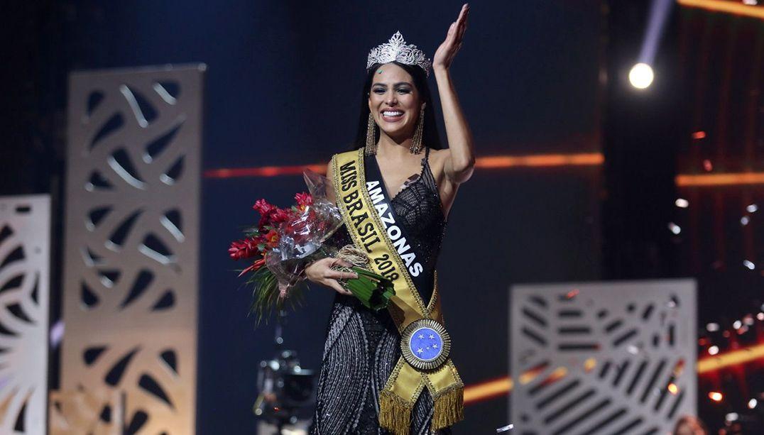 Instagram de Mayra Dias, Miss Brasil 2018, é hackeado: Lamentável