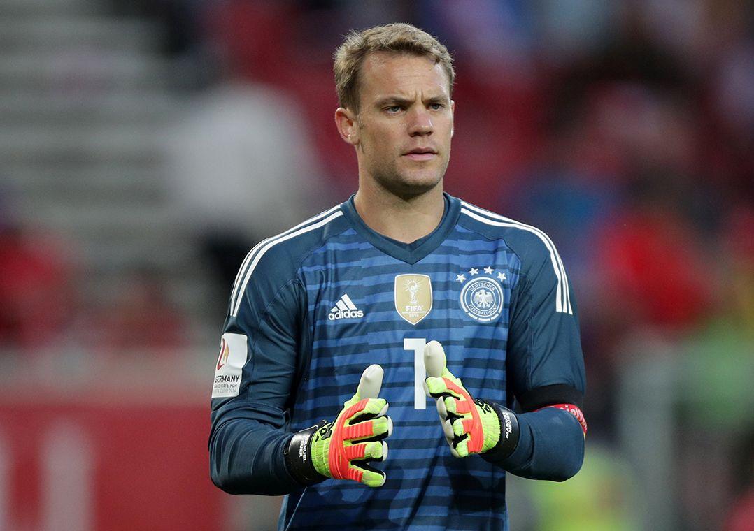 Neuer se recuperou de fratura na perna esquerda (Foto  Lisi Niesner Reuters) 107ac6ea0bb8d