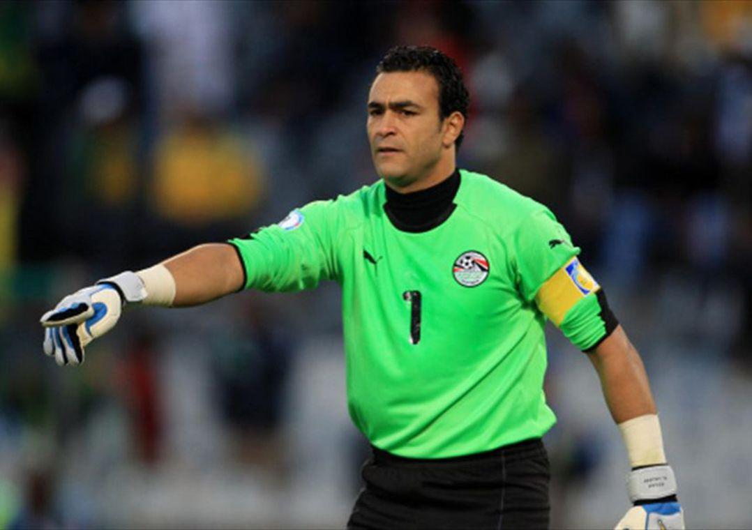 cdcb09bfbd Essam El-Hadary é o atleta mais velho desta edição da Copa   Reprodução