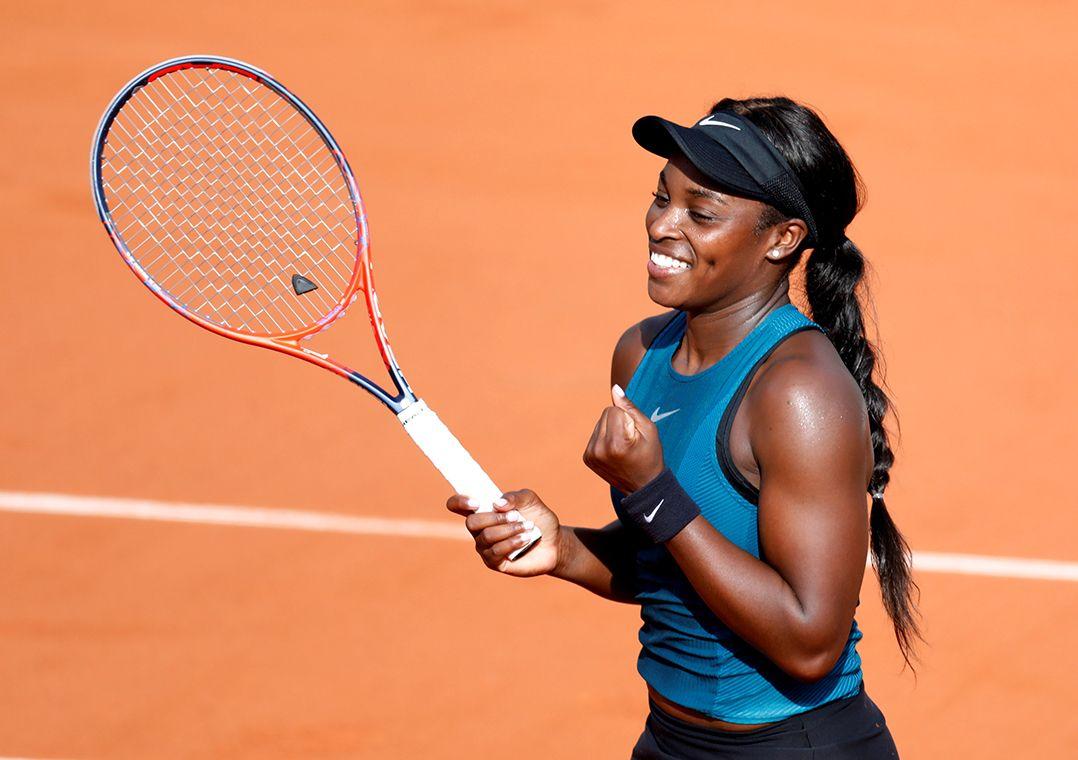 Stephens supera Keys e disputa segunda final de Slam na carreira