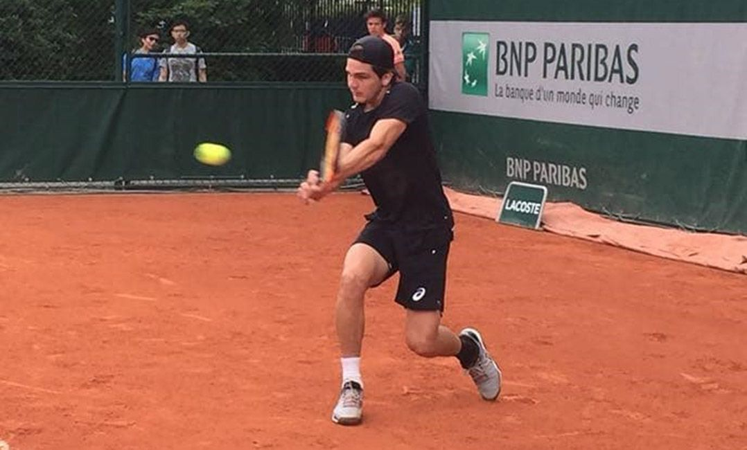 Thiago Wild avança à semifinal do juvenil em Roland Garros