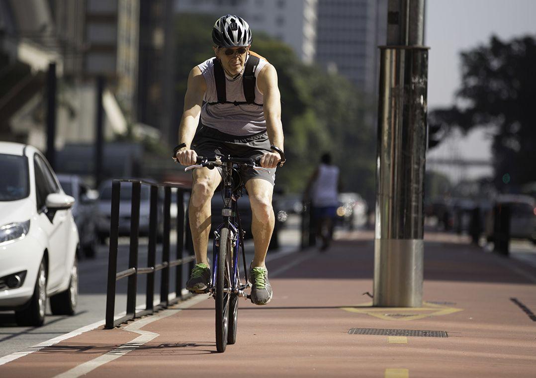 Prefeitura começa hoje construção de ciclovia em São Paulo