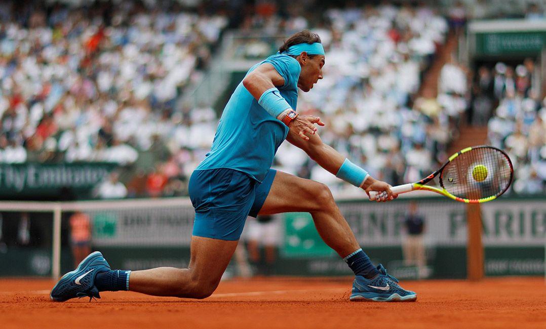 Nadal garante ponta, mas Federer pode ultrapassá-lo em Stuttgart