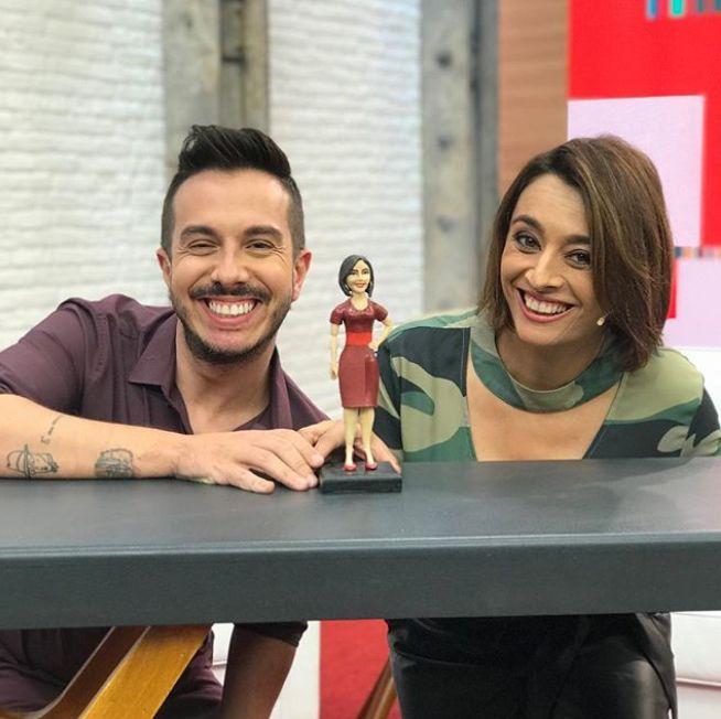 Catia Fonseca e André Mantovanni / Divulgação