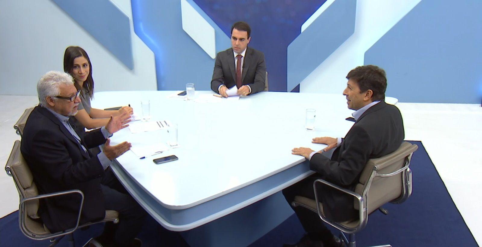 João Amôedo no Band Eleições