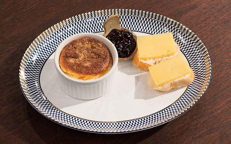 Suflê au fromage
