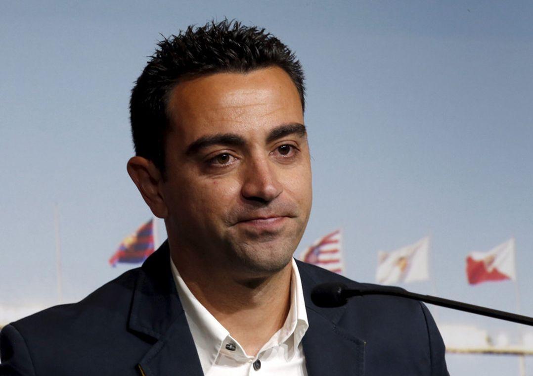 Xavi quer que seu time jogue como o Barcelona no Mundial