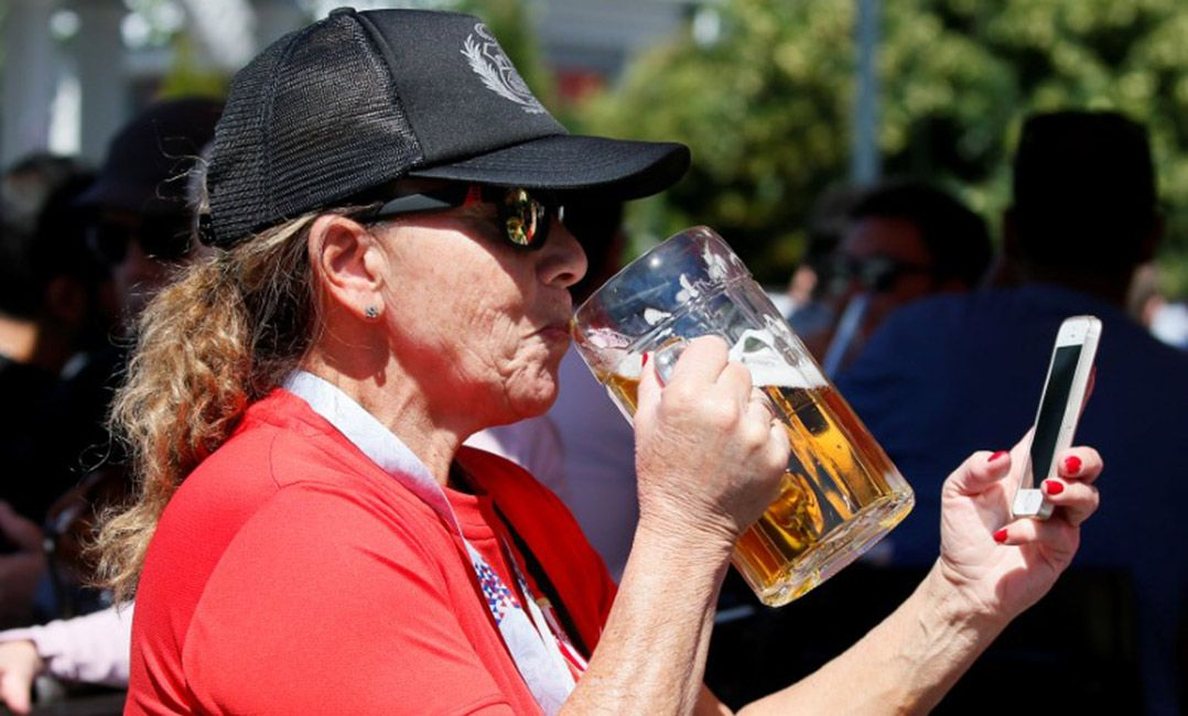 Moscou está com baixos estoques de cerveja para os torcedores da Copa