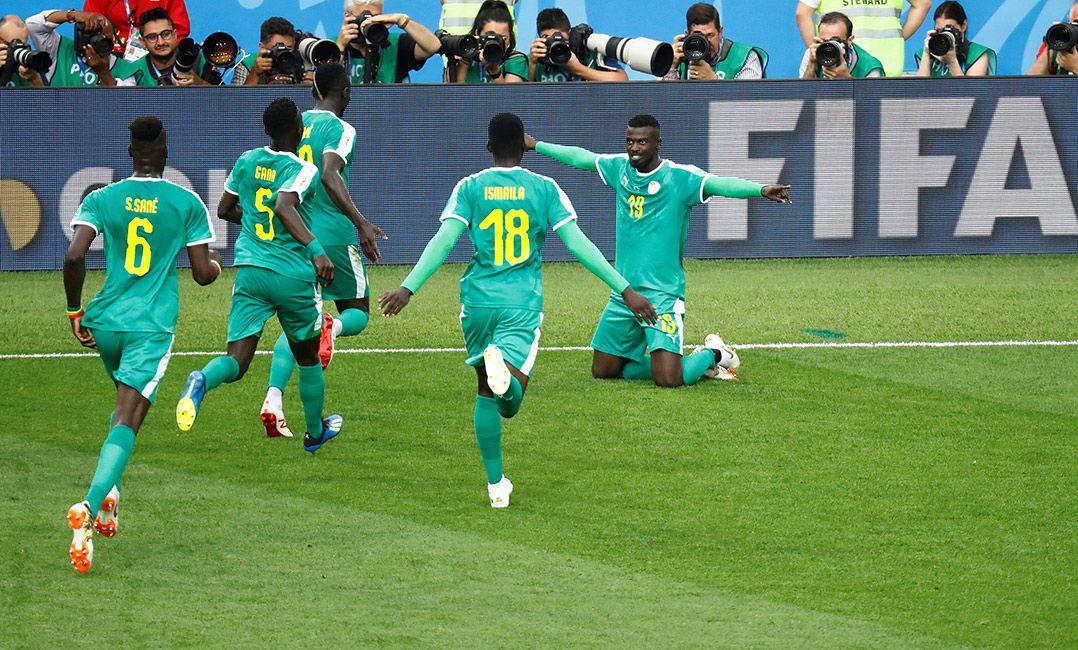 Senegal surpreende Polônia e conquista 1ª vitória de africanos na Copa